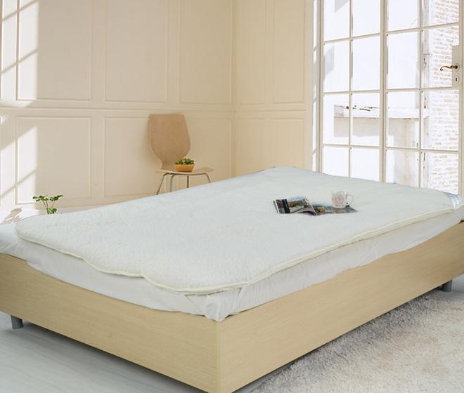 100%澳毛床垫